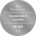 Tuscan List in Lucerne - Silver 2018